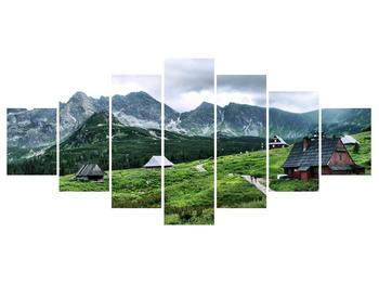 Obraz horské krajiny (K010099K210100)