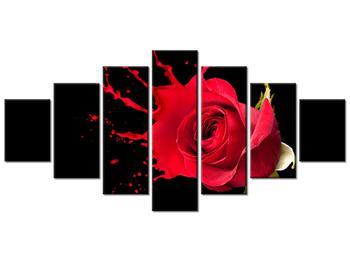 Obraz ruže (K011216K210100)