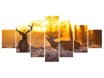Obraz jelenů (K011267K210100)