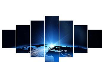 Obraz mapy světa (K011269K210100)