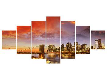 Tablou cu podul Brooklyn (K011278K210100)