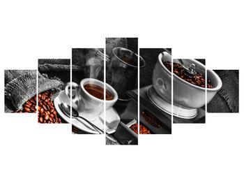 Obraz šálku kávy  (K011370K210100)