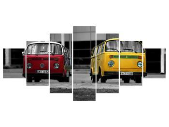 Obraz starých vozidiel (K011401K210100)