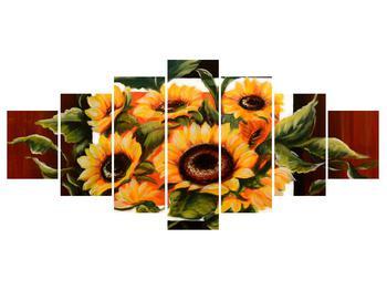 Obraz slunečnic (K011496K210100)