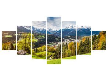 Tablou cu peisaj montan (K011867K210100)