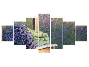 Obraz levandulových svazků (K012032K210100)