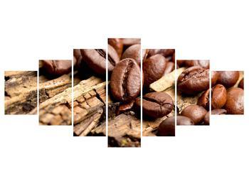Obraz kávových zrn (K012413K210100)
