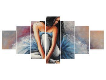 Tablou cu balerină (K012736K210100)