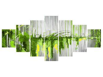 Abstraktní obraz - malba (K014961K210100)