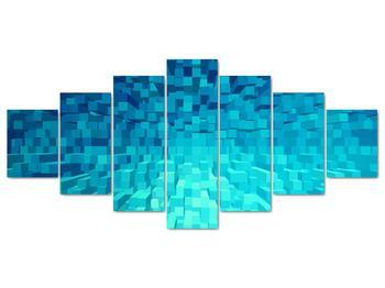 Obraz - abstraktní kostky (V020021V210100)