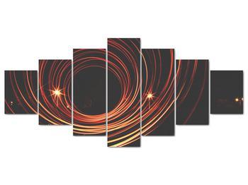 Obraz abstraktních linek (V020030V210100)