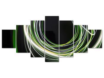 Obraz zelených čiar (V020054V210100)