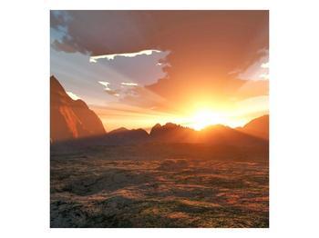 Obraz západu slunce (F000462F3030)