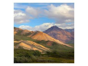 Obraz pohoří (F000525F3030)