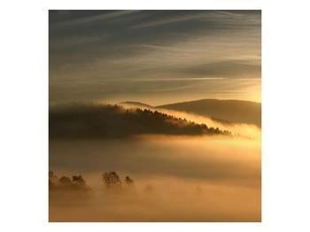 Obraz hor v mlze (F001451F3030)
