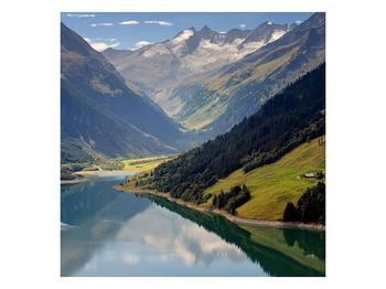 Obraz horského údolí (F001494F3030)