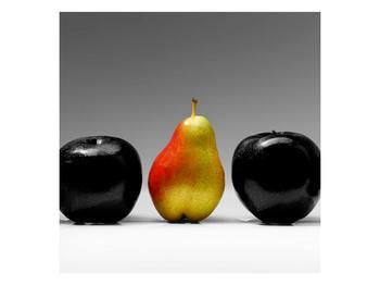Obraz dvou jablek a hrušky (F001587F3030)