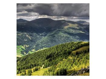 Obraz horského údolí (F001635F3030)