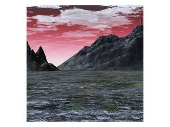 Obraz skalnaté přírody (F001712F3030)