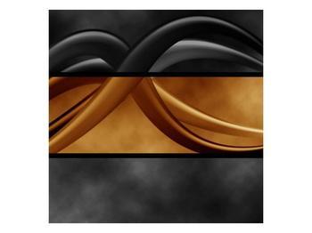 Dvoubarevný obraz chapadel (F002027F3030)