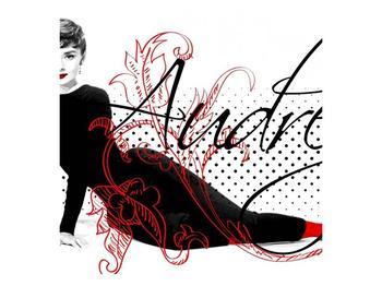 Obraz - Audrey Hepburn (F002154F3030)