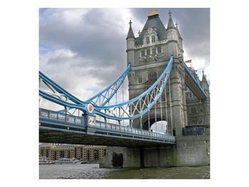 Obraz věže Tower bridge  (F002853F3030)