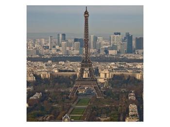 Obraz Eiffelovy věže ve dne (F002855F3030)