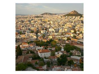 Obraz rozsáhlého města  (F002955F3030)