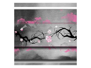 Abstraktní obraz - větve (F005538F3030)