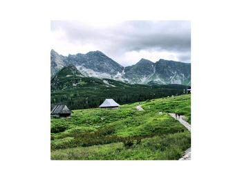 Obraz horské krajiny (K010099K3030)