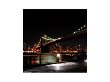 Tablou cu podul Brooklyn (K010844K3030)