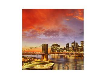 Tablou cu podul Brooklyn (K011278K3030)