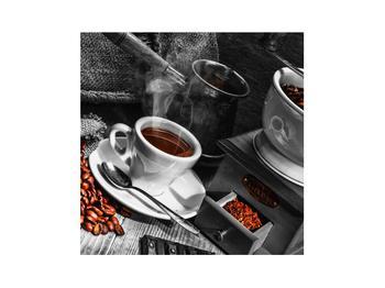 Obraz šálku kávy  (K011370K3030)