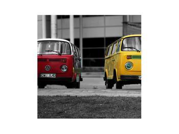 Obraz starých vozidiel (K011401K3030)