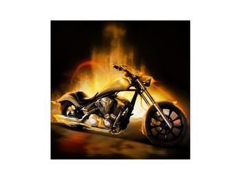 Tablou cu motocicleta (K012329K3030)