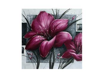 Tablou modern cu flori (K012355K3030)