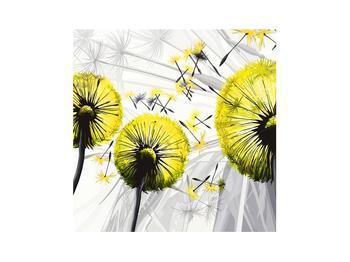 Tablou galben cu păpădii (K014028K3030)