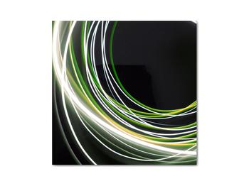 Obraz zelených čiar (V020054V3030)