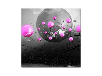 Obraz ružových gulí (V020105V3030)