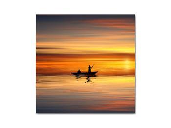Obraz - plavba na loďke (V020168V3030)