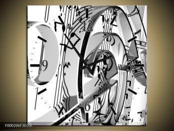 Moderní obraz houslového klíče (F000206F3030C)