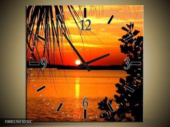 Obraz západu slunce (F000276F3030C)