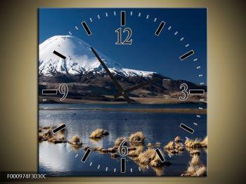 Obraz zasněžené hory (F000974F3030C)