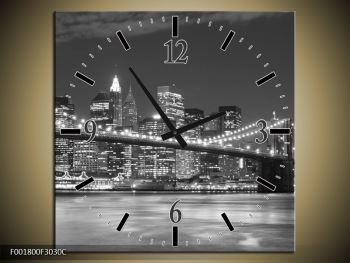 Moderní obraz - New York (F001800F3030C)