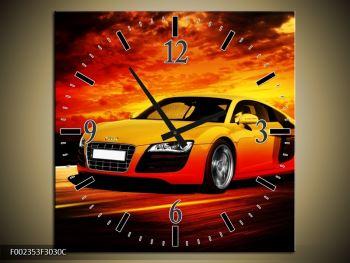 Obraz s hodinami F002353F3030C (F002353F3030C)