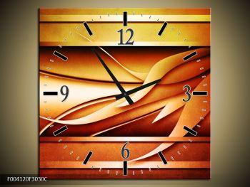 Obraz s hodinami F004120F3030C (F004120F3030C)
