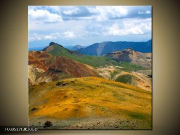 Obraz pohoří (F000517F3030GD)