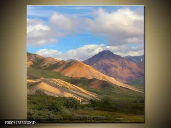 Obraz pohoří (F000525F3030GD)