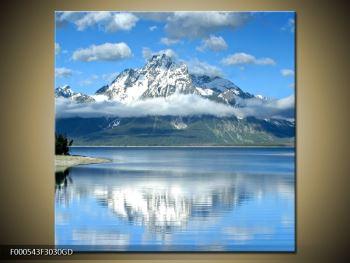 Obraz hory (F000543F3030GD)