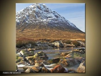 Obraz hory (F000578F3030GD)